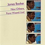 James Booker New Orleans Piano Wizard: Live!