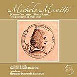 Michele Mascitti Four Concertos Of Opera Seven