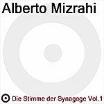 Alberto Mizrahi Die Stimme Der Synagoge Volume 1