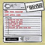 Frankie Miller John Peel Session (19th April 1979)