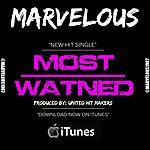 Marvelous Most Wanted - Single