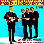 Gerry & The Pacemakers When You Walk Through A Storm - 'live'