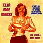 Ella Mae Morse The Thrill Has Gone