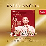 Czech Philharmonic Orchestra Ancerl Gold Edition 26 Bartok: Concerto For Orchestra, Concerto For Viola And Orchestra