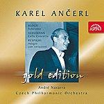 Czech Philharmonic Orchestra Ancerl Gold Edition 27 Bloch : Schelomo / Schumann : Cello Concerto / Respighi : Adagio Con Variazioni