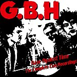 GBH Race Against Time - The Complete Clay Recordings