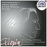 Czech Philharmonic Orchestra Chopin: Piano Concerto No. 1, Andante Spianato And Grande Polonaise, Mazurkas