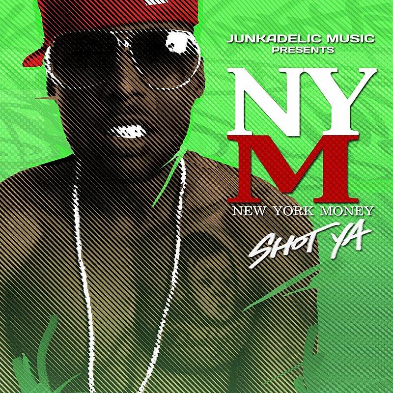 Cover Art: Shot Ya