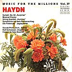 Slovak Philharmonic Orchestra Music For The Millions Vol. 37 - Joseph Haydn