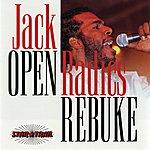 Jack Radics Open Rebuke