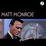 Matt Monro Memories Of You
