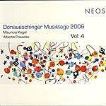 Reinbert De Leeuw Donaueschinger Musiktage 2006