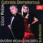 Libor Pesek Dvorak: Violin Concerto - Suk: Fantasy