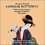 Rome Opera Chorus Giacomo Puccini: Madame Butterfly (Gavazzeni, De Los Angeles, DI Stefano), Vol. 2