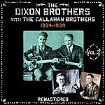 The Dixon Brothers Under The Old Cherry Tree-Volume 2