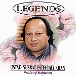 Nusrat Fateh Ali Khan Legends CD 1