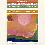 Robert Shaw Ned Rorem: Orchestral Works