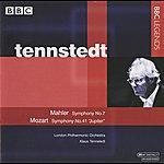 """Klaus Tennstedt Tennstedt - Mahler: Symphony No. 7 - Mozart: Symphony No. 41, """"Jupiter"""""""