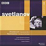 Evgeny Svetlanov Svetlanov - Shostakovich: Symphony No. 5 - Rachmaninov: The Isle Of The Dead