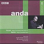 Géza Anda Anda - Mozart: Piano Concertos Nos. 16 And 17 - Bartok: Piano Concerto No. 2