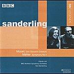 Kurt Sanderling Sanderling - Mozart: Don Giovanni Overture - Mahler: Symphony No. 4