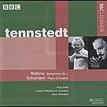 Klaus Tennstedt Tennstedt - Brahms: Symphony No. 1 - Schumann: Piano Concerto