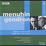 Yehudi Menuhin Menuhin & Gendron - Beethoven: Triple Concerto - Brahms: Double Concerto