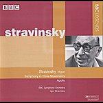 Igor Stravinsky Stravinsky - Stravinsky: Agon / Symphony In 3 Movements / Apollo / Tableau II From L'oiseau De Feu (The Firebird) (1958)