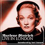Marlene Dietrich Live In London