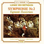 London Festival Orchestra Beethoven : Sinfonia No. 1, Egmont