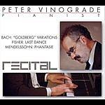Peter Vinograde Recital