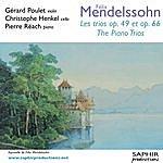 Gérard Poulet Les Trios Op. 49 Et Op. 66