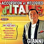 Gianni Chansons Napolitaines Et Siciliennes Vol. 2 (Accordéon Et Mélodies)