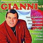 Gianni Nostalgies Et Mélodies D'italie Vol. 4