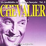 Maurice Chevalier Les Inoubliables De La Chanson Française Vol. 4 — Maurice Chevalier (Les Années Frou-Frou)