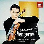 Maxim Vengerov Phénoménal Vengerov