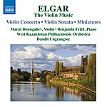 Marat Bisengaliev Elgar: The Violin Music