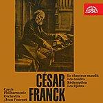 Czech Philharmonic Orchestra Franck : Le Chasseur Maudit, Les Éolides, Rédemption, Les Djinns