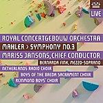 Mariss Jansons Mahler: Symphony No. 3