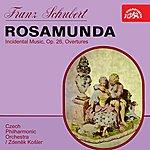 Czech Philharmonic Orchestra Schubert : Rosamunda, Overtures