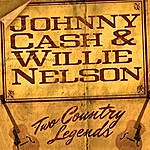 Johnny Cash Cash & Nelson : Two Country Music Legends
