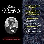"Leopold Ludwig Dvorak's Symphonies: Symphony No.8 & Symphony No.9 ""From The New World"""