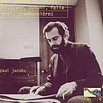Paul Jacobs Paul Jacobs In Recital: Beethoven, Busoni, Falla, Ravel, Chambonnières