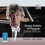 Zoltán Kocsis Great Artists Live In Prague - Zoltán Kocsis - Piano