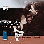 Lazar Berman Great Artists In Prague - Lazar Berman