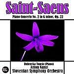 Anton Nanut Saint-Saens: Piano Concerto No. 2 In G Minor, Op. 22