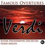 Henry Adolph Verdi: Famous Overtures