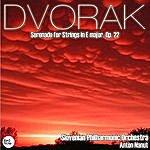 Anton Nanut Dvorak: Serenade For Strings In E Major, Op. 22