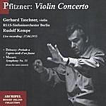 Rudolf Kempe Pfitzner: Violin Concerto