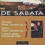 Victor De Sabata De Sabata Conducts Schumann And Brahms